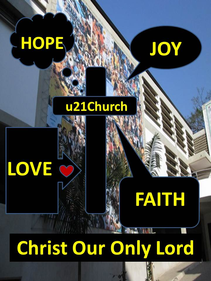 Love-Hope-Joy-Faith Banner