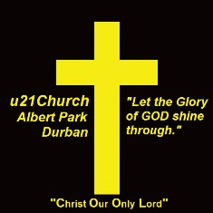 CROSS u21Church - Glory shine - med