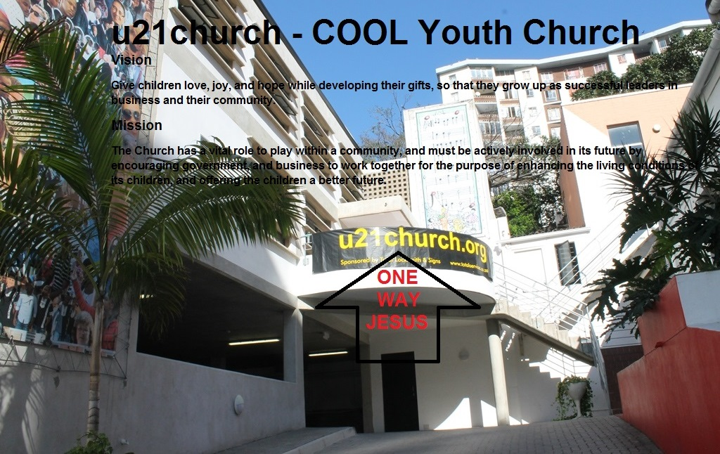 "COOL Youth Church ""Christ Our Only Lord"""