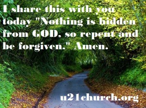 u21church - 29 FORGIVEN