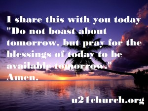 u21church - 81 BLESSINGS