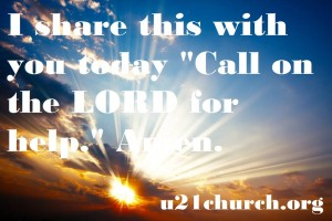 u21church - 106 CALL UPON THE LORD