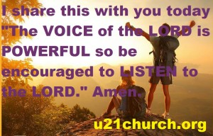 u21church - 129 VOICE