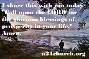 u21church - 96 PROSPERITY