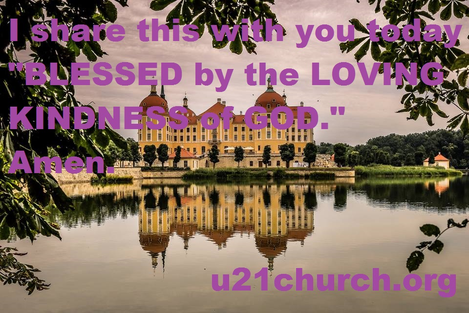 u21church - 137 BLESSED