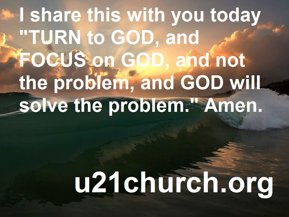 u21church - 146 GOD