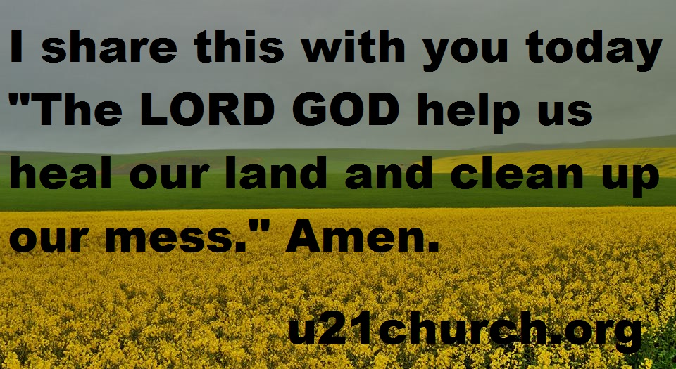 u21church - 174 HEAL OUR LAND