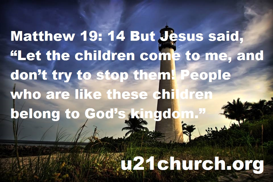 u21church - 181 CHILDREN