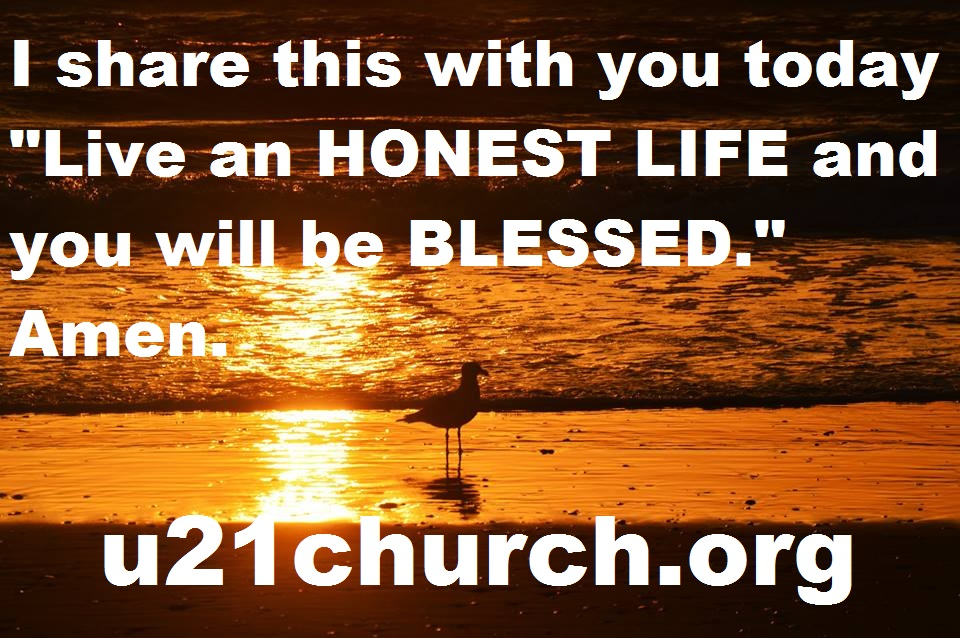 u21church - 211 honest