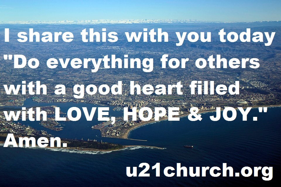 u21church - 241 GOOD HEART