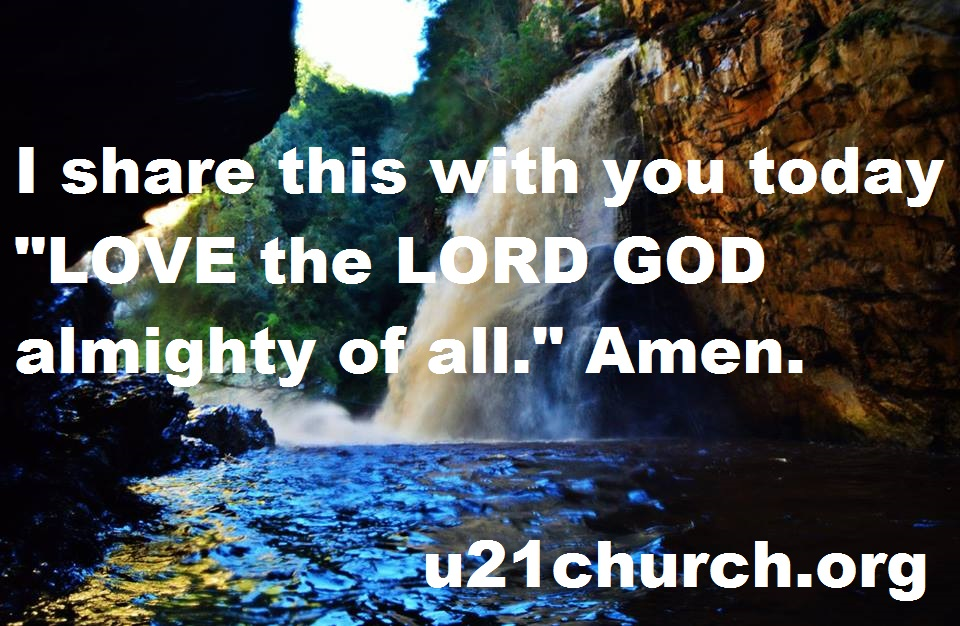 u21church - 247 LOVE