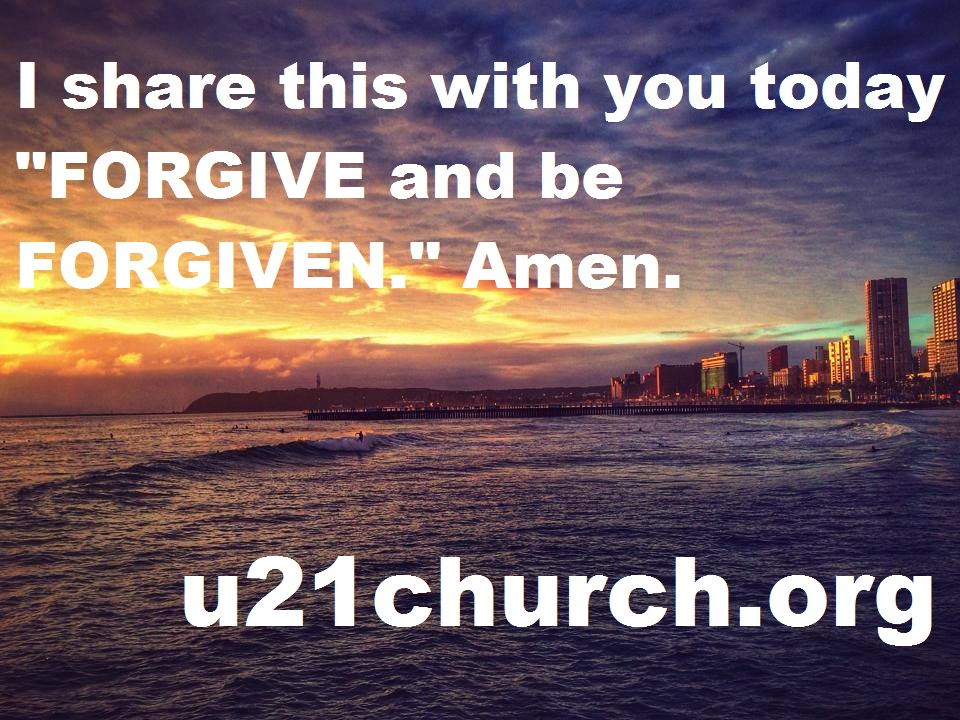 u21church - 256 FORGIVE