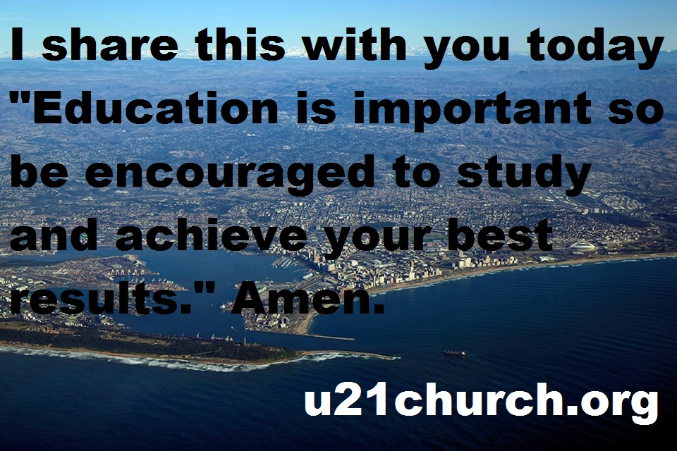 u21church - 259 EDUCATION