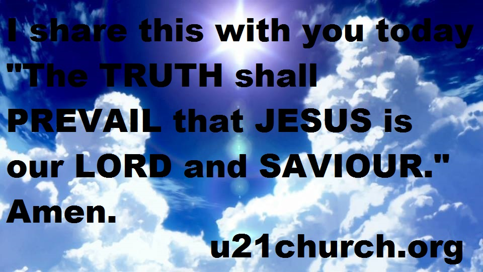 u21church - 260 TRUTH