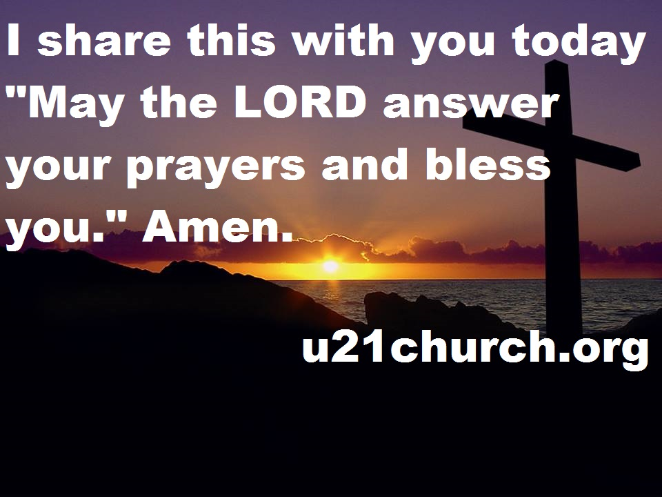 u21church - 282 PRAYERS
