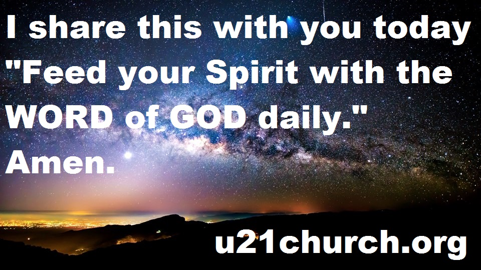 u21church - 289 SPIRIT