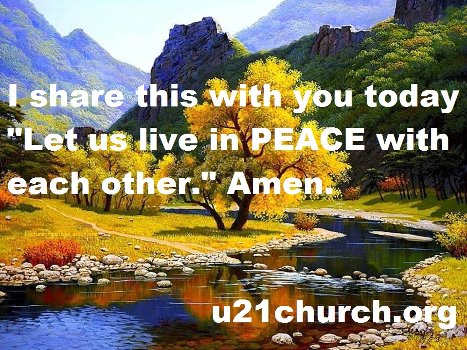 u21church - 295 PEACE
