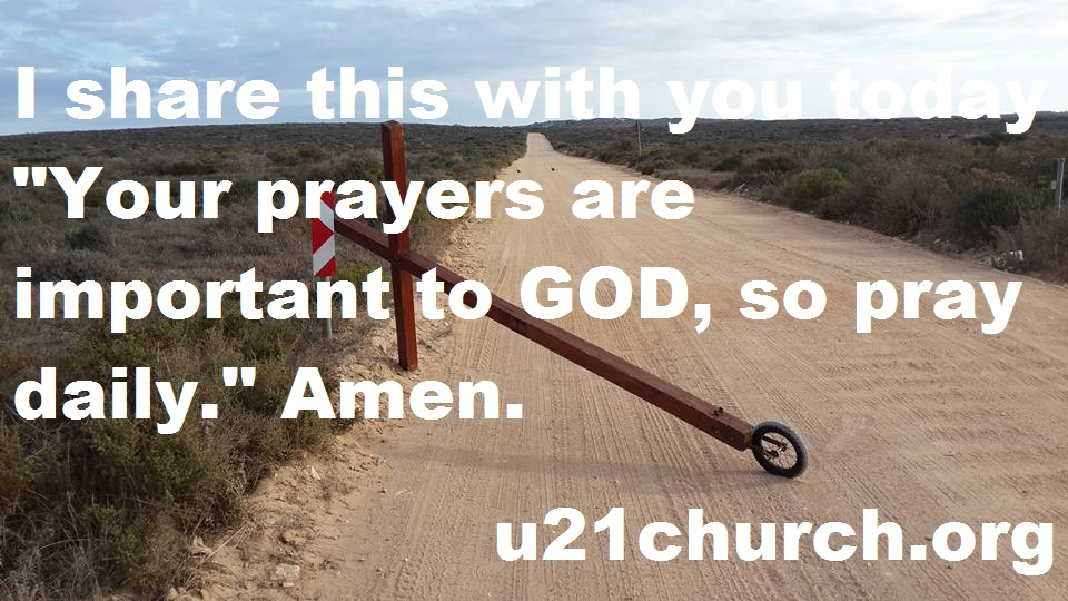 u21church - 301 PRAY