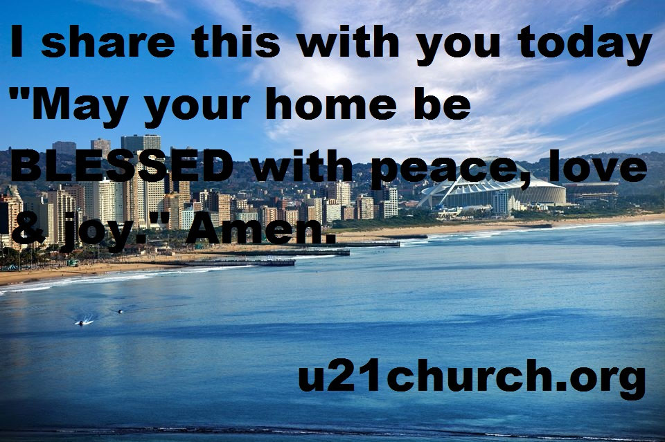 u21church - 312 BLESSED