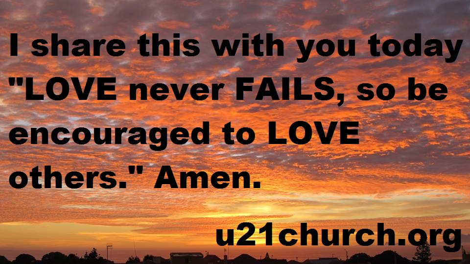 u21church - 321 LOVE