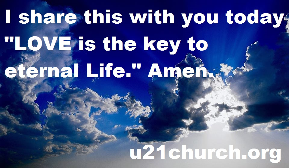 u21church - 323 LOVE