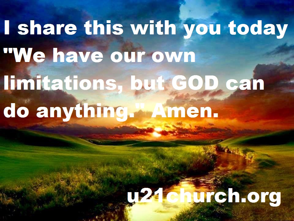 u21church - 324 LIMITATIONS