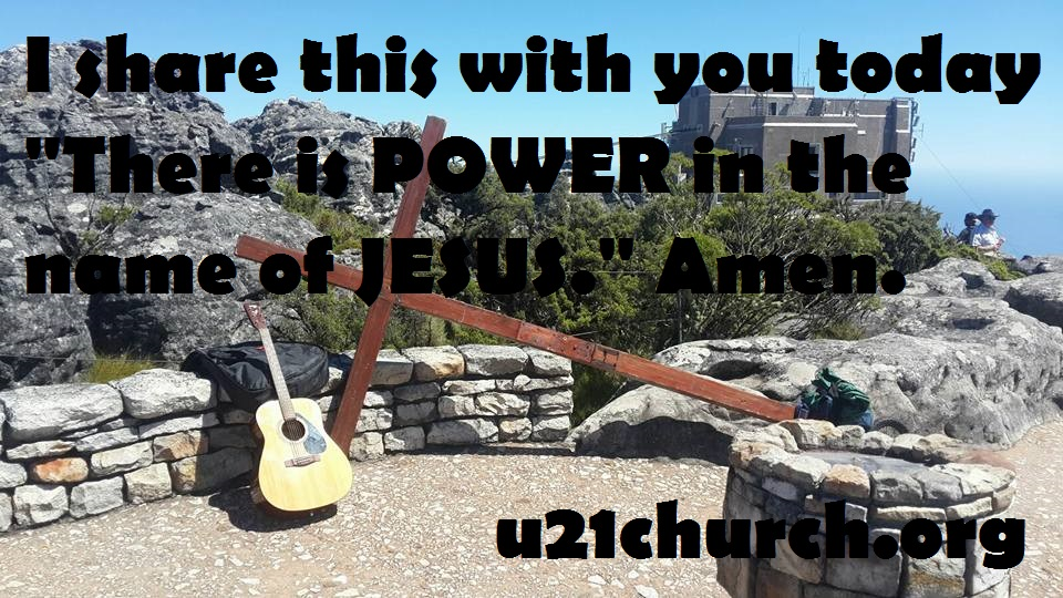 u21church - 365 POWER