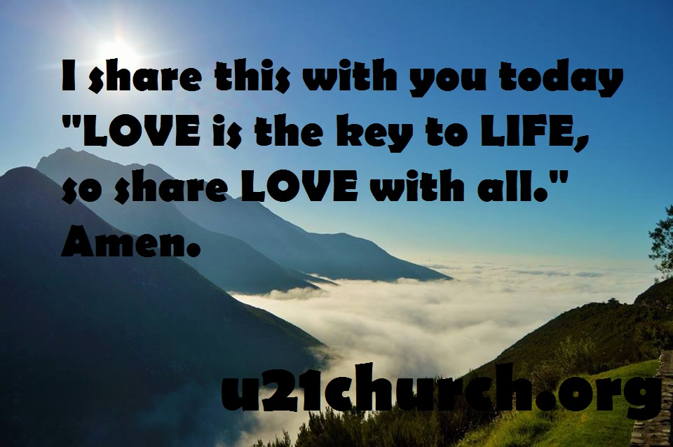 u21church - 370 LOVE