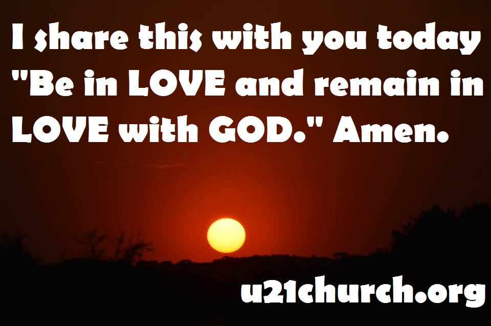 u21church - 405 LOVE