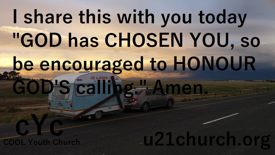 u21church - 441 CHOSEN