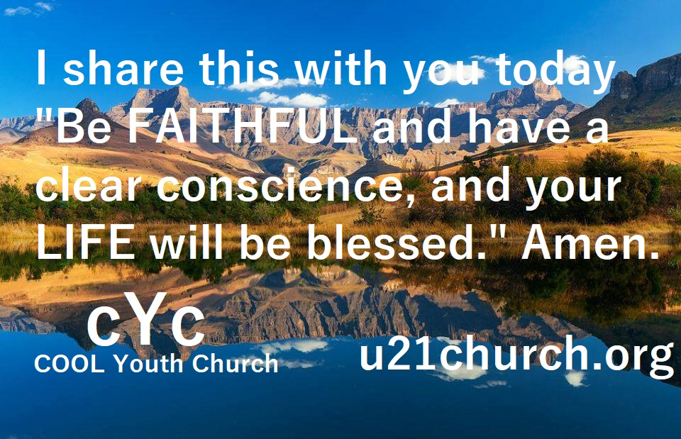 u21church - 447 FAITHFUL