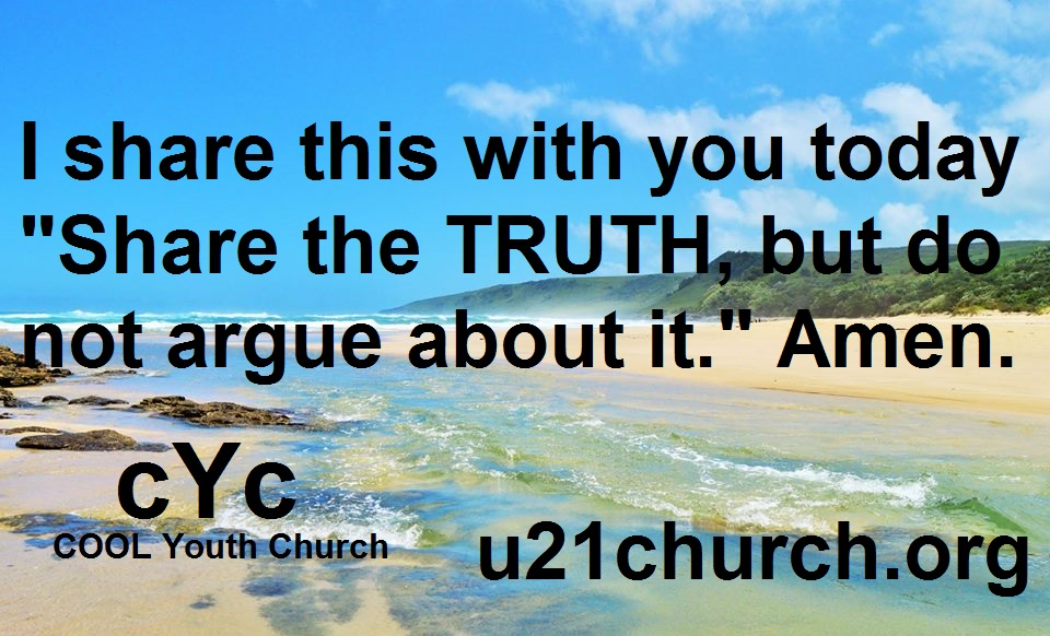u21church - 456 TRUTH