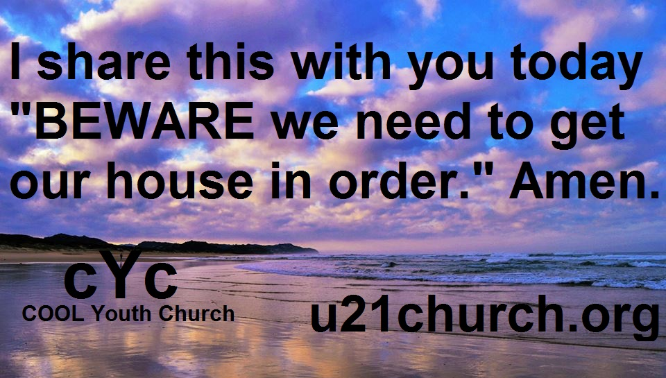 u21church - 458 BEWARE!!!
