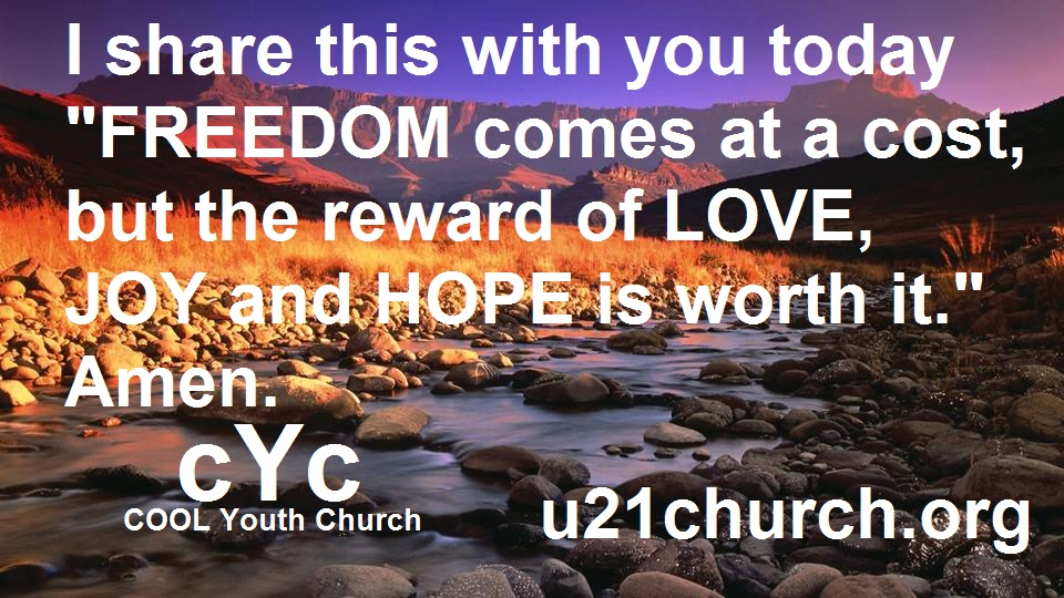 u21church - 468 FREEDOM