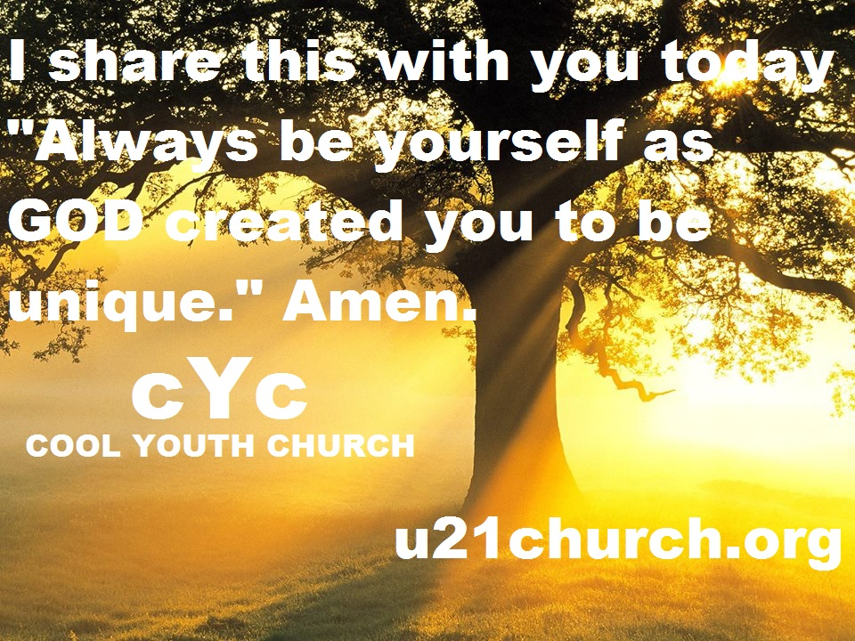 u21church - 501 YOU