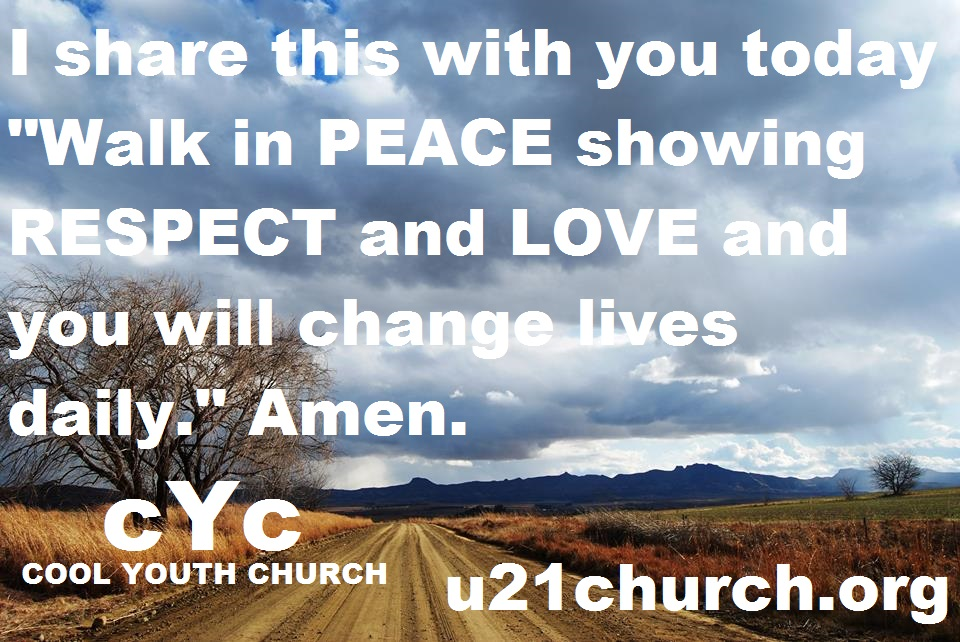 u21church - 503 PEACE