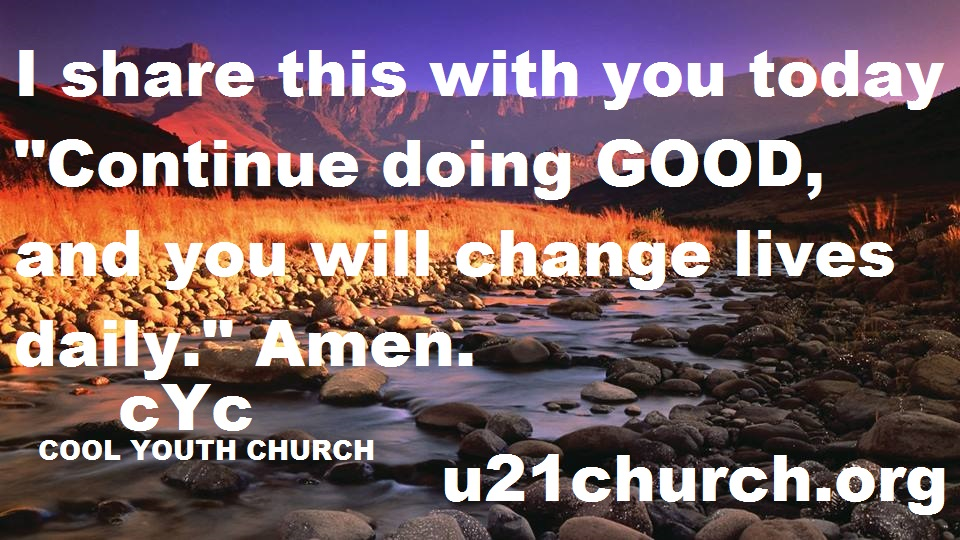 u21church - 505 GOOD