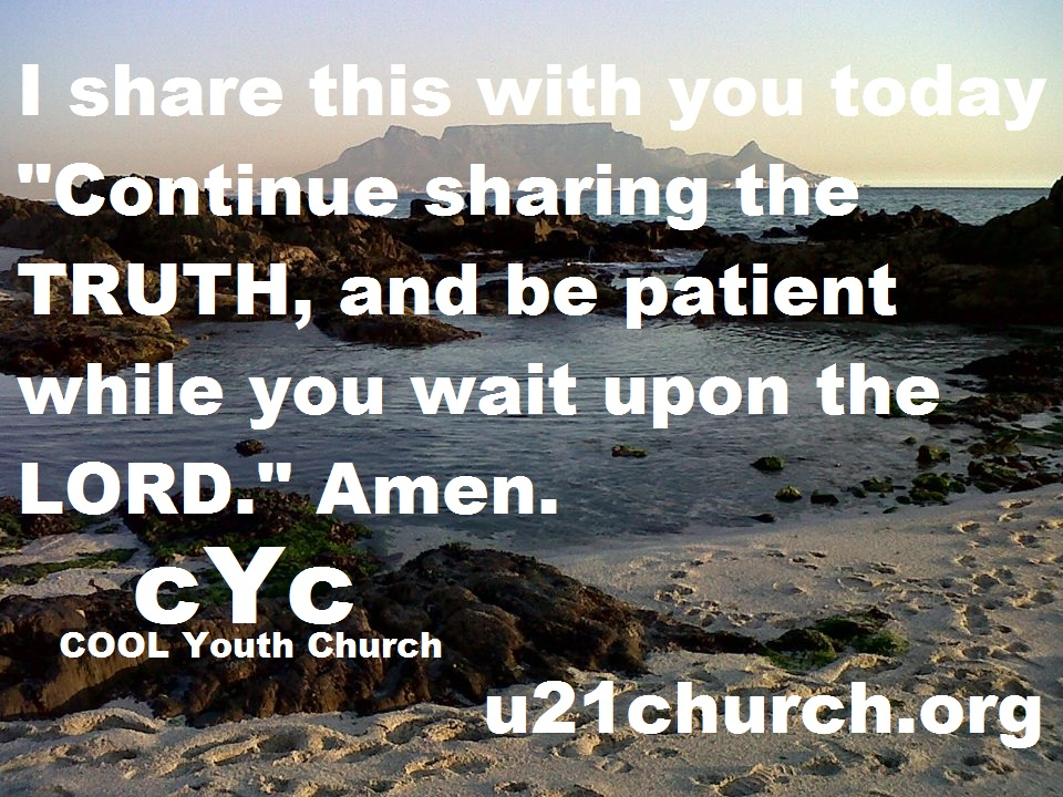 u21church - 513 TRUTH
