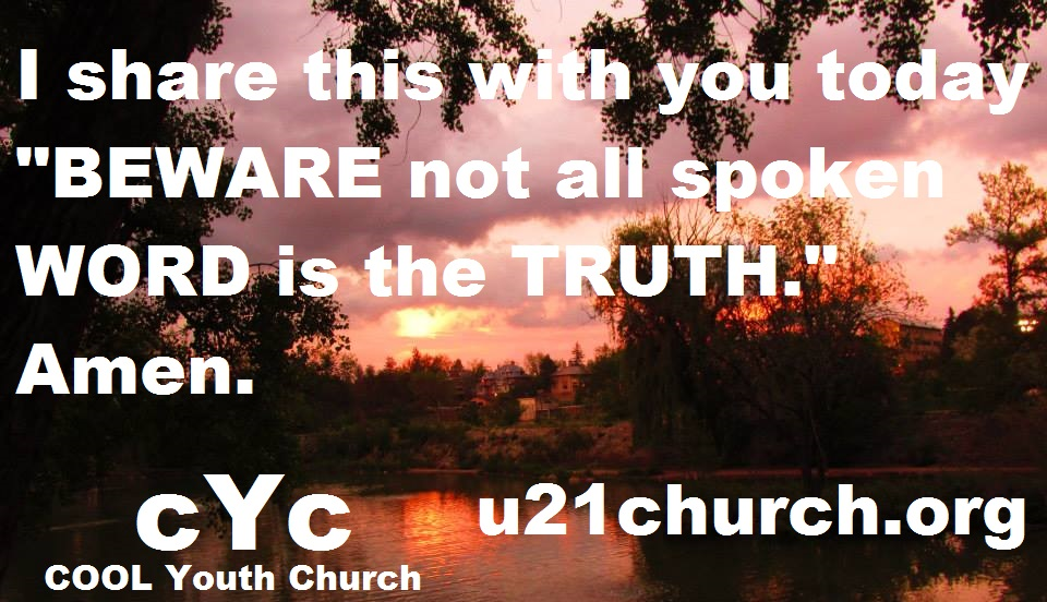 u21church - 537 WORD