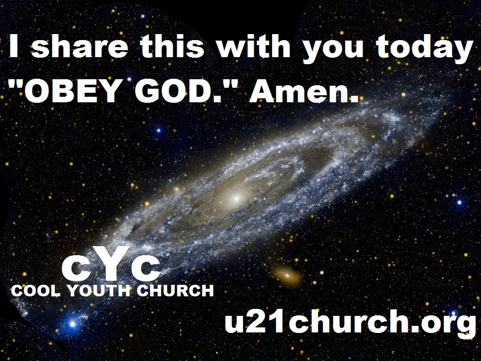 u21church - 622 OBEY