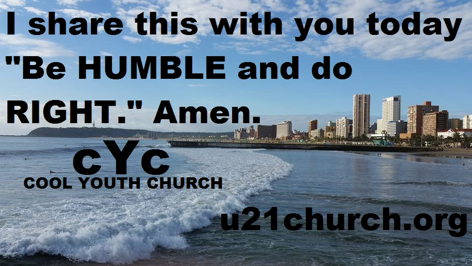 u21church - 630 2017 HUMBLE