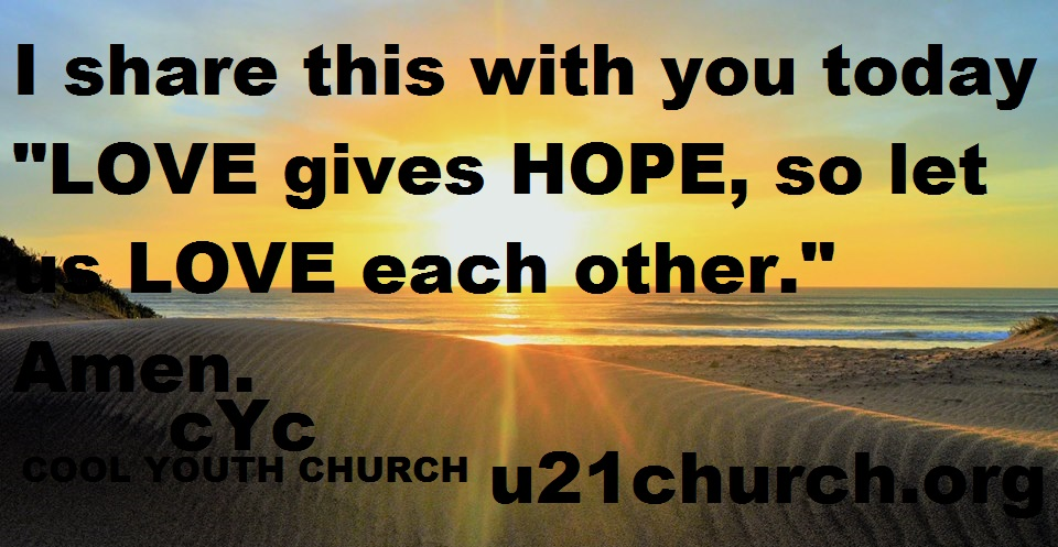u21church - 639 2017 LOVE