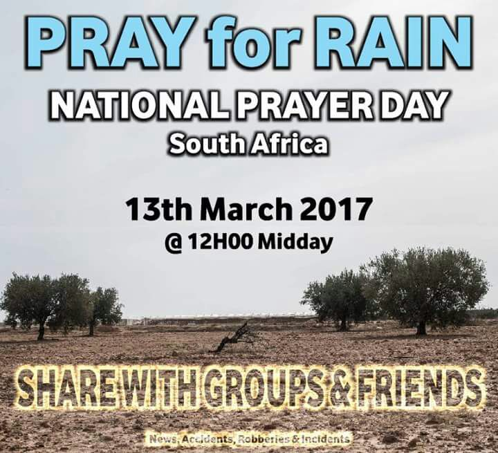 PRAYER DAY - SA