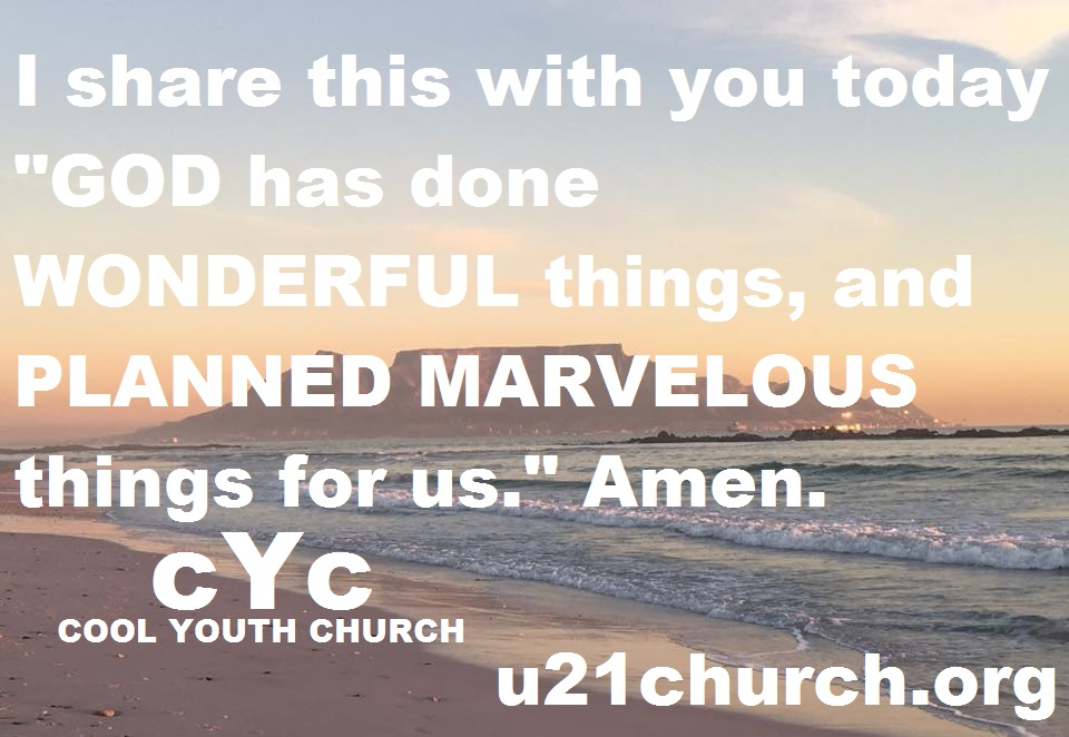 u21church - 645 2017 WONDERFUL