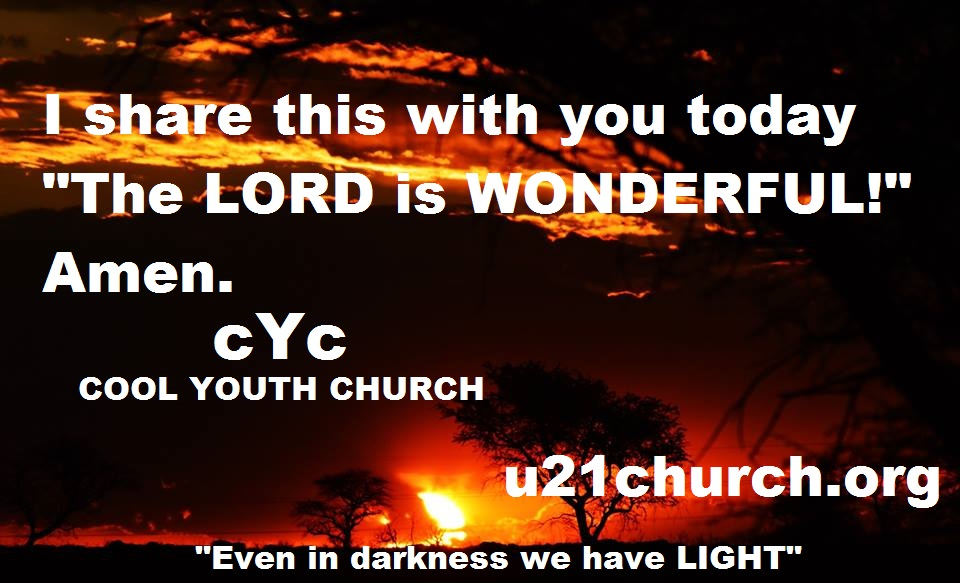 u21church - 646 2017 WONDERFUL