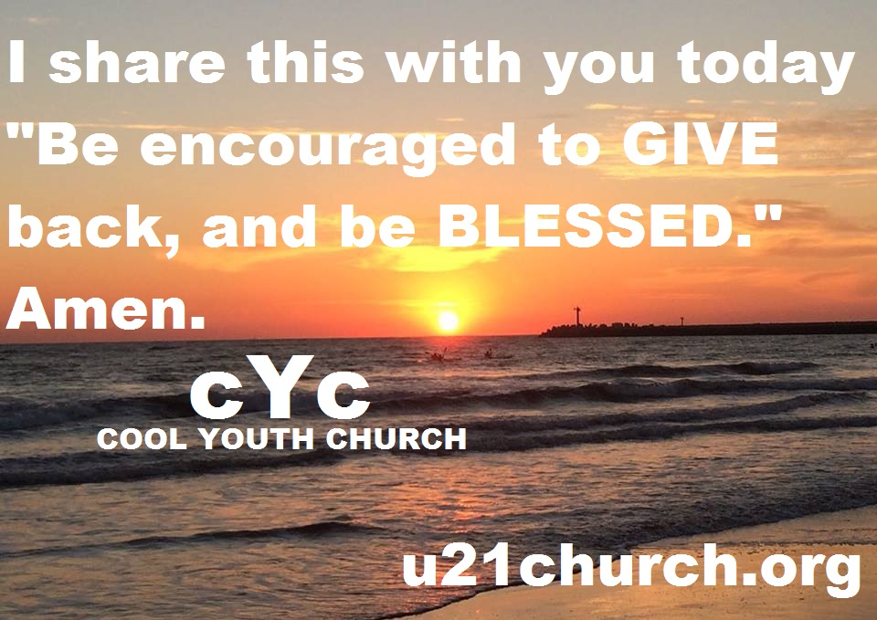 u21church - 650 2017 BLESSED