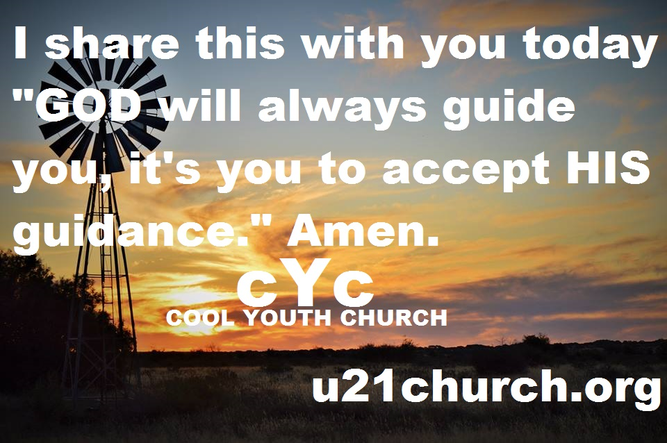 u21church - 651 2017 GUIDANCE