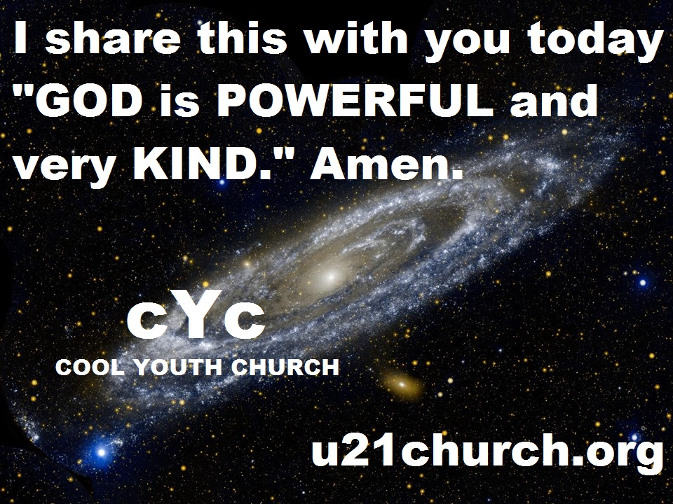 u21church - 658 2017 GOD