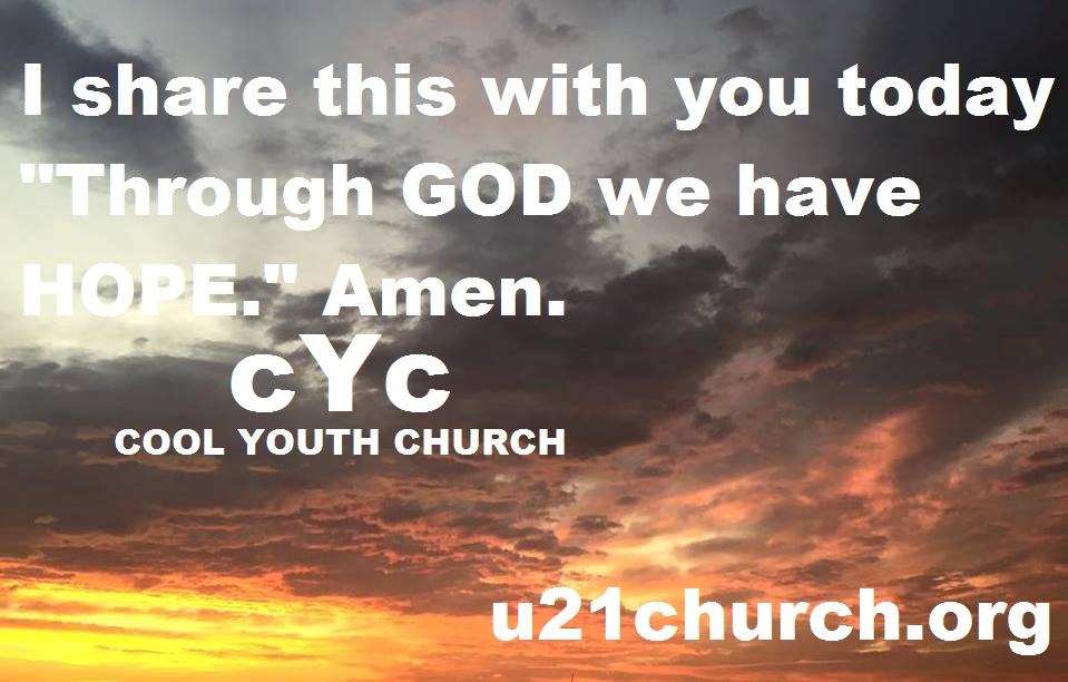 u21church - 660 2017 GOD