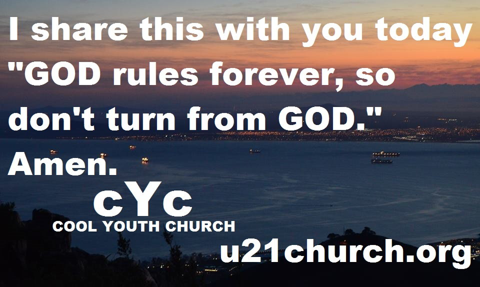 u21church - 662 2017 GOD